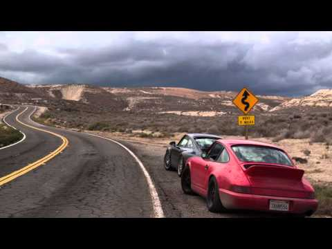 The Road To Luftgekuhlt - Porsche 993 & 964