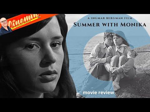 SUMMER WITH MONIKA by Ingmar Bergman 1953 CINEMIN movie review