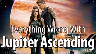Video Everything Wrong With Jupiter Ascending In 19 Minutes Or Less MP3, 3GP, MP4, WEBM, AVI, FLV Juni 2018