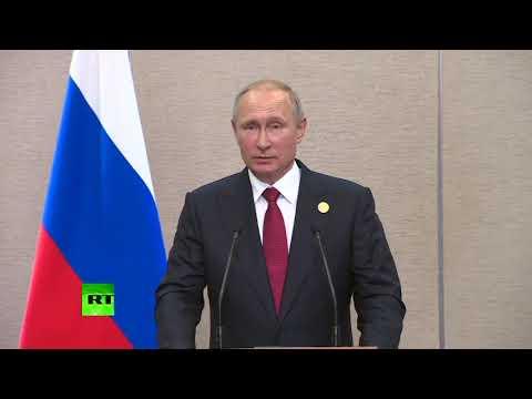 Комментарий В.Путина по словам Р.Кадырова относительно позиции России по Мьянме