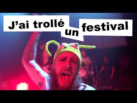 Episode 21 : J'ai trollé un festival