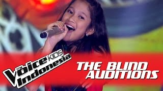 "Video Nabila ""Tiba-Tiba Cinta Datang"" I The Blind Auditions I The Voice Kids Indonesia GlobalTV 2016 MP3, 3GP, MP4, WEBM, AVI, FLV Oktober 2017"