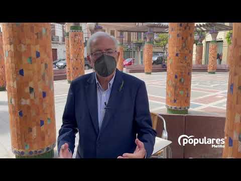 """Juan José Imbroda: """"La expulsión de Eduardo de Castro llega dos años tarde. Si tiene dignidad debe dimitir y marcharse"""""""