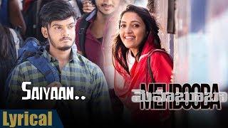 Video Saiyaan Lyrical Song  | Mehbooba Songs | Puri Jagannadh , Akash Puri , Sandeep Chowta MP3, 3GP, MP4, WEBM, AVI, FLV Mei 2018