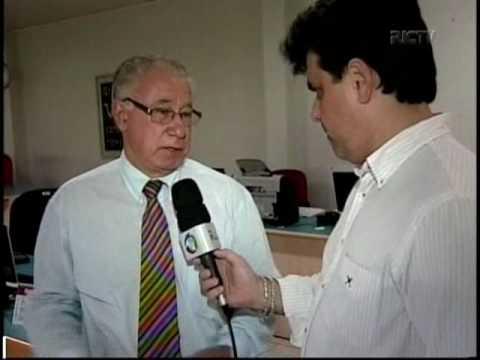 Balanço Geral entrevista empresário em Douradina
