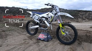 6. 2018 Husqvarna TC125 - Dirt Bike Magazine