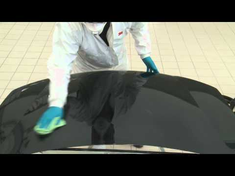 Car Polishing and Compounding by 3M [Step 9] : 3M Automotive