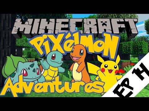 Video How To Catch Pokemon - Pixelmon Adventures - Episode 14 download in MP3, 3GP, MP4, WEBM, AVI, FLV January 2017