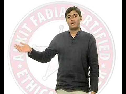 Ankit Fadia hacking training lesson 11- 'whois' information gathering tool