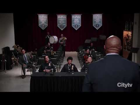 Terry Gets Into The Band | Brooklyn 99 Season 7 Episode 10 | Admiral Peralta