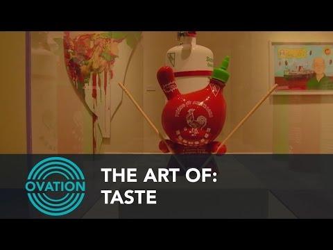 Taste - Sriracha Art
