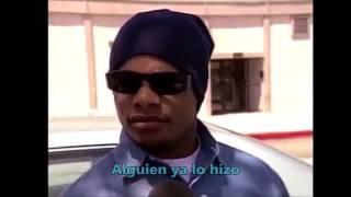 Corta entrevista a Eazy-E y MC Ren en los L.A. Riots (1992) Subtitulado español