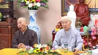 Khai Thị tại Thiền Viện Minh Quang - Pháp Sư Tịnh Không