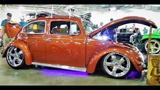 Beautiful custom and radical Volkswagens on display at The Samba event in Jacksonville FL.  You have to see these cars to believe!  The first car on the video took 13 years to restore. Amazing job.