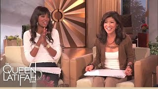 Julie Chen and Aisha Tyler Test Their Knowledge | The Queen Latifah Show