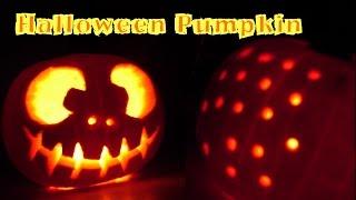 Dynia Na Heloween - How To Make Halloween Pumpkins