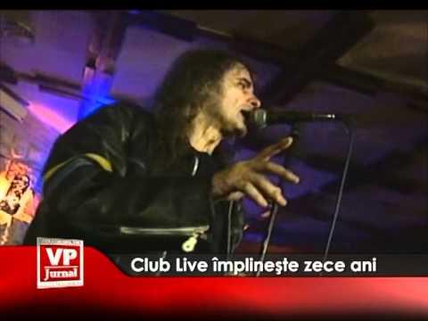 Club Live împlineşte zece ani