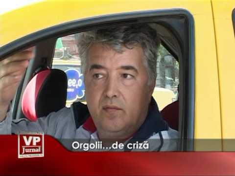 Orgolii… de criza
