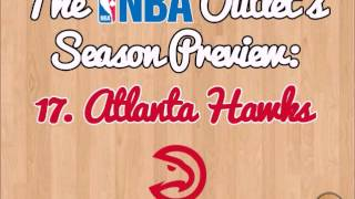 The NBA Outlet's Preview Series: 17. Atlanta Hawks