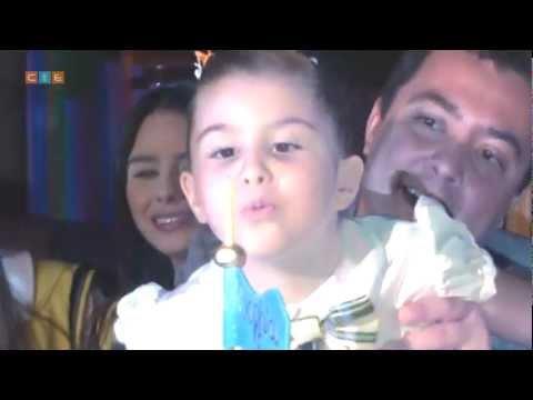 CARROSSEL - Aniversário de 6 anos da Sophia, no Buffet Planet Mundi