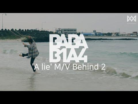 [BABA B1A4 2] EP.29 'A lie' M/V Behind 2