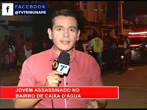 [RONDA GERAL] Jovem é assassinado no bairro de Caixa D'água