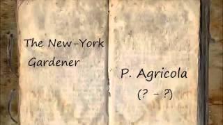 The New-York Gardener (FULL Audiobook)