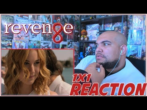 "Revenge Reaction Season 1 Episode 1 ""Pilot"" 1x1 REACTION!!!"