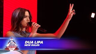 Video Dua Lipa - 'New Rules' - (Live At Capital's Jingle Bell Ball 2017) MP3, 3GP, MP4, WEBM, AVI, FLV Januari 2018