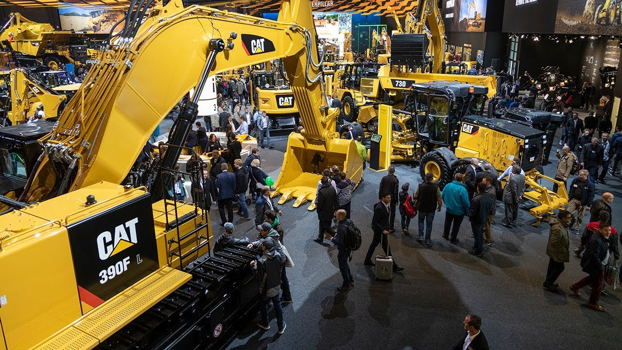 Highlights from bauma 2019