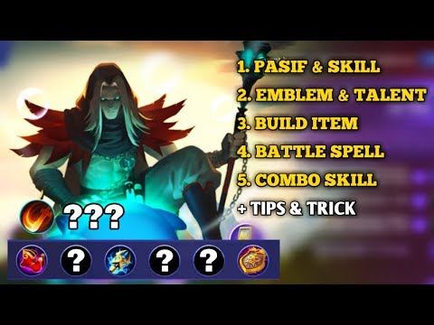 New Hero [FARAMIS] Skill, Emblem, Build, Combo Full Tutorial Menuju PRO - Mobile Legends Bang Bang
