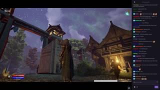 Геймплей с пре-альфы Ashes of Creation, детали тестирований и много новой информации
