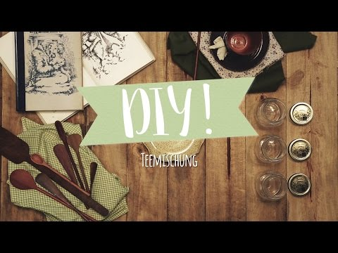 Selbstgemachte Teemischungen   WESTWING DIY-Tipps