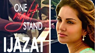 IJAZAT Piano Cover | ONE NIGHT STAND | Hot Sunny Leone | Free Midi and Chords | Haseeb and Hassan
