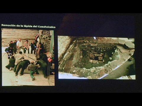 Μεξικό: Αρχαιολόγος υποστηρίζει ότι είναι κοντά στον πρώτο τάφο Αζτέκου ηγεμόνα