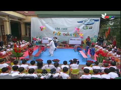 Trường MN Đỉnh Sơn - Anh Sơn