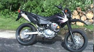 4. 2009 Honda CRF 230 M