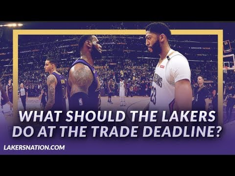 Video: Lakers Podcast: AD Trade Talk, Lonzo to the Suns?, Behind the Scenes of NBA Trades w/ Alex Kennedy