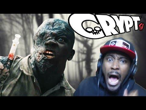 MOVIE NIGHT #12 | CRYPT TV The Widower REACTION