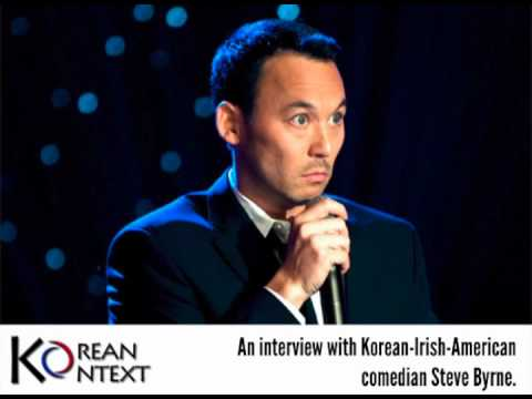 Steve Byrne Interview with Korean Kontext