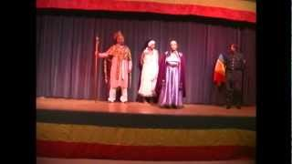 116th Adwa Victory Anniversary In Washington, DC Taitu Drama