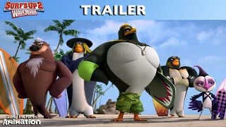 Nonton Surf S Up 2  Wavemania   Payoff Trailer Film Subtitle Indonesia Streaming Movie Download