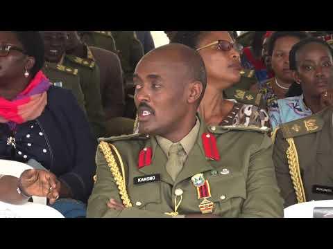 Muhoozi , Koreta Decorated : Army in Ranks