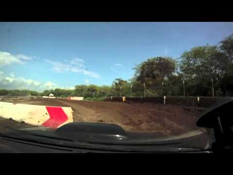 Kalaeloa Raceway Park, dash cam, Mike Ward
