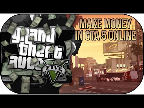 GTA 5 Online How To Make Money – Easy Money Trick Get Money in GTA 5 Online (GTA 5 Get Money Fast)