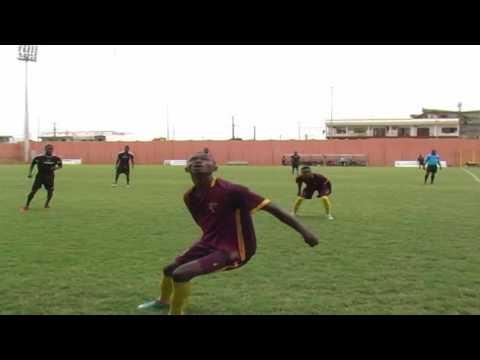 RENDU video offensive midfielder DIBATCHOU Serges in cameroon