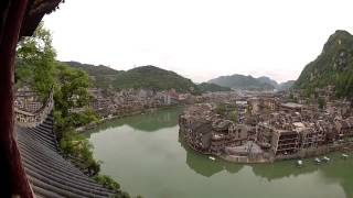 Zhenyuan (Guizhou) China  city images : The town of Zhenyuan, Guizhou, China
