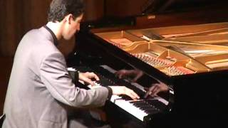 Nahuel Clerici plays Chopin etude op. 10 nº 5