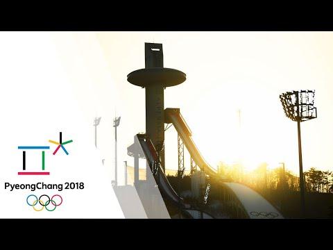 PyeongChang 2018: Your Games (видео)
