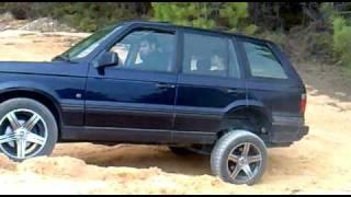 Range Rover P38 Algarve